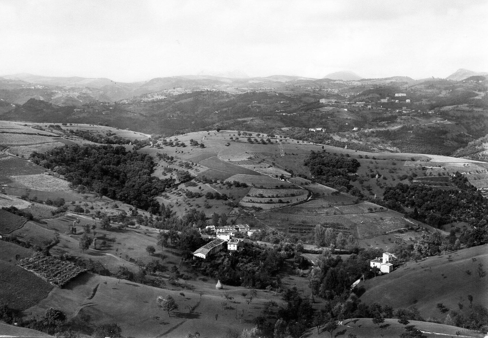 Cerro Veronese nel passato