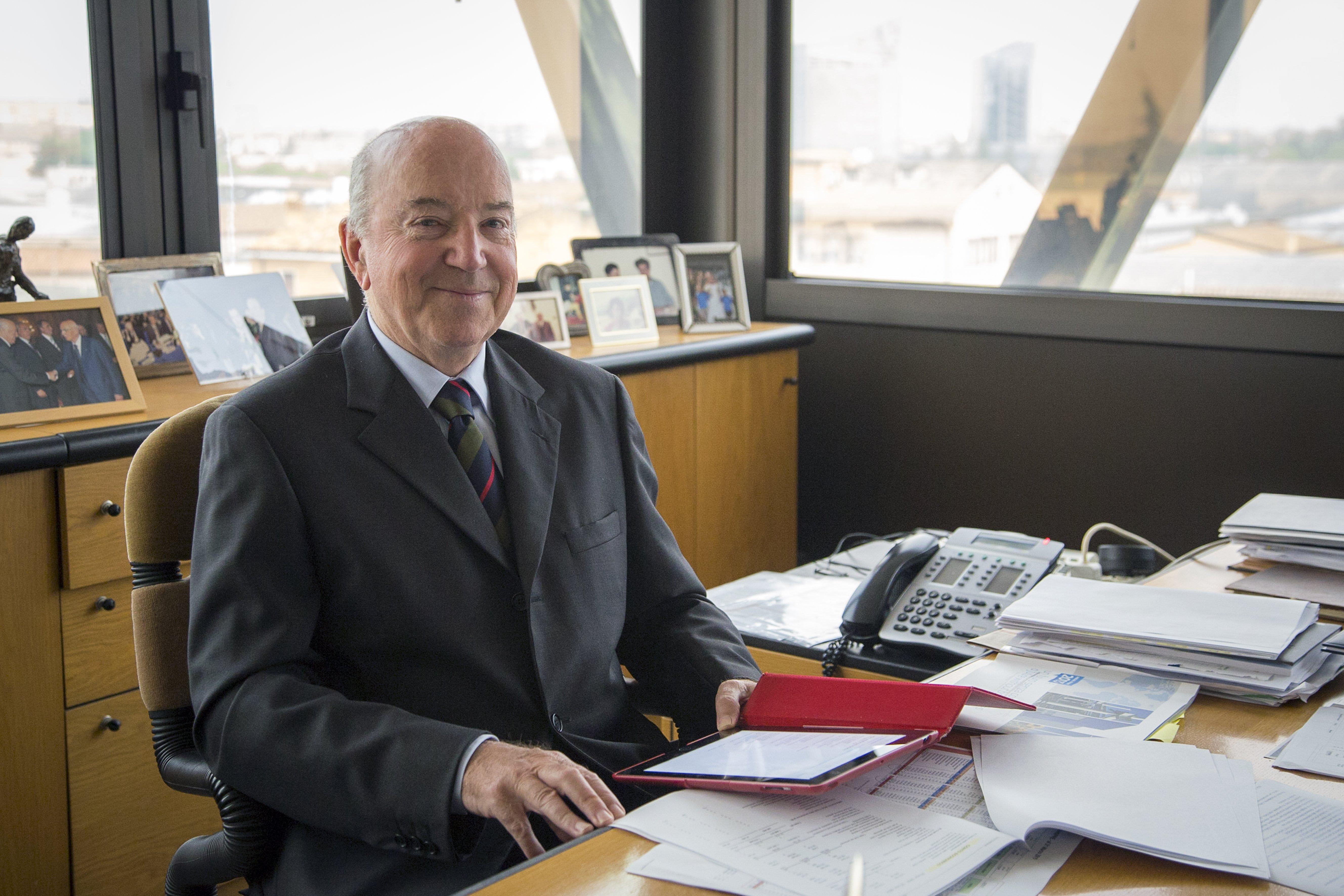 Giuseppe Manni, imprenditore