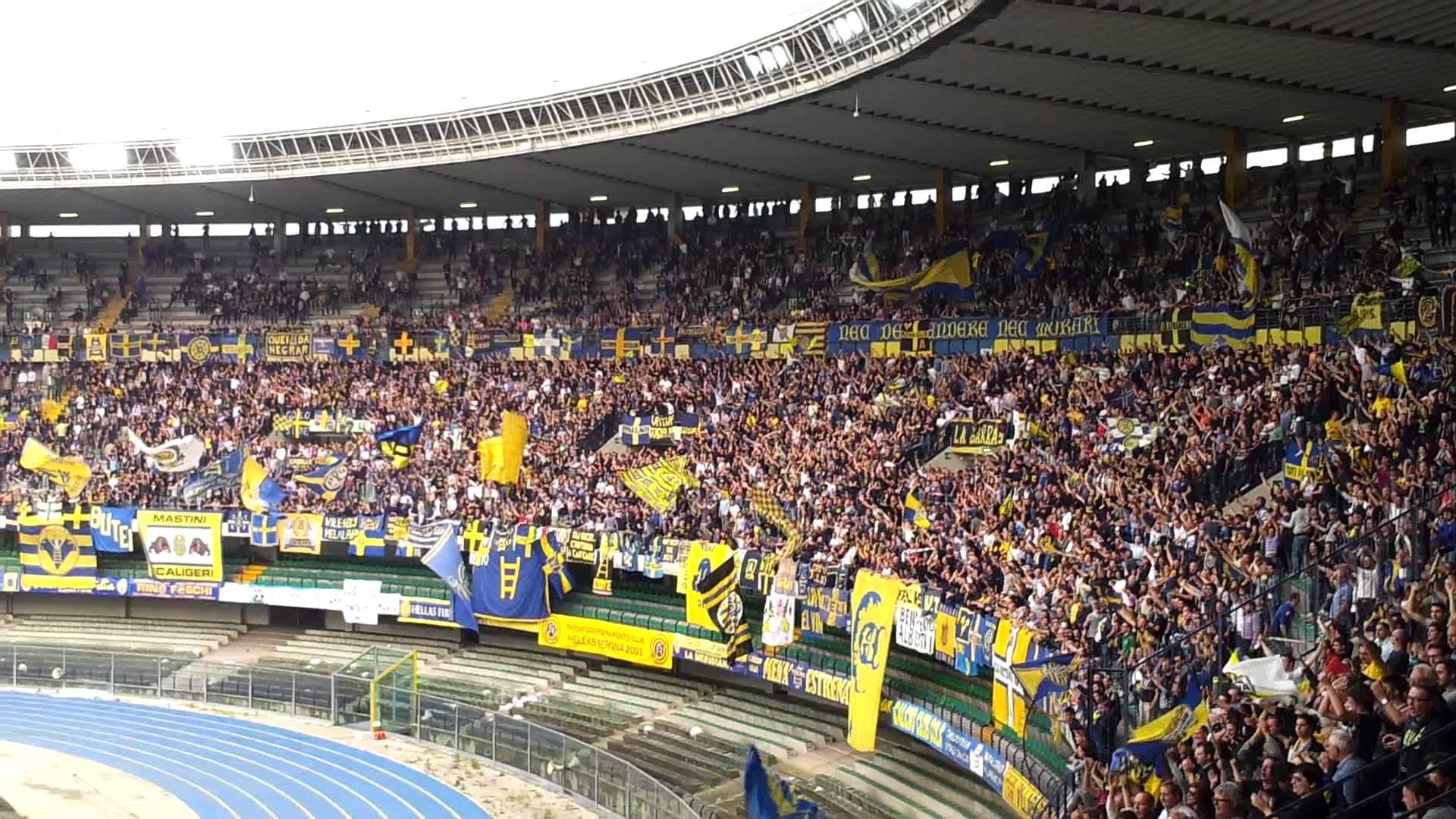 Curva Sud Hellas Verona