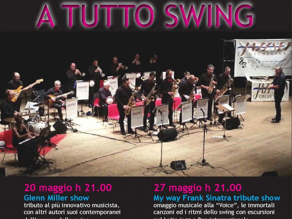 Locandina Jazzset Orchestra