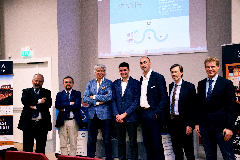 Relatori del convegno di Verona Network