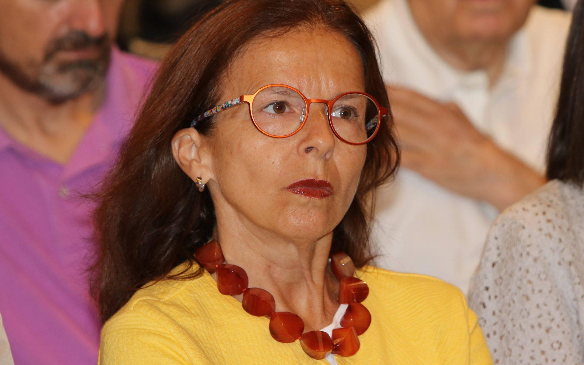 Assessore Edi Maria Neri: Anticorruzione, Trasparenza, Semplificazione, Patrimonio e Demanio, Affari legali. Programmazione approvvigionamenti