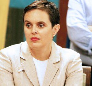 Assessore Francesca Toffali: Attività economiche e produttive, Commercio, Arredo Urbano. Bilancio e Tributi consiglio comunale