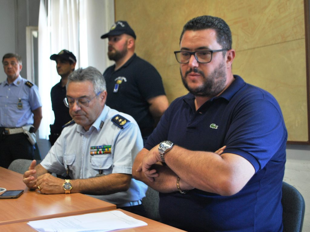Ass._Polato_e_Vicecomandante_Grella_durante_la_conferenza_stampa