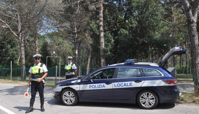 polizia-locale controlli della velocità verona