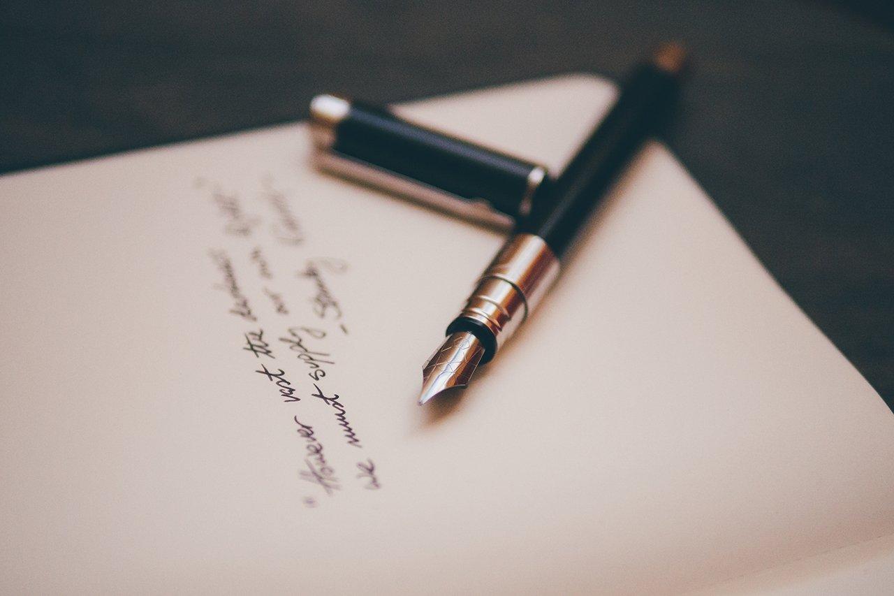 Penna su carta
