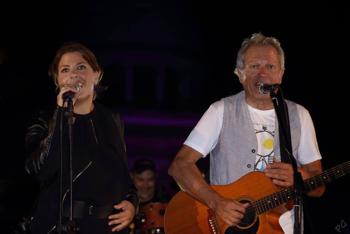 Giulia Rotta e Rudy Rotta