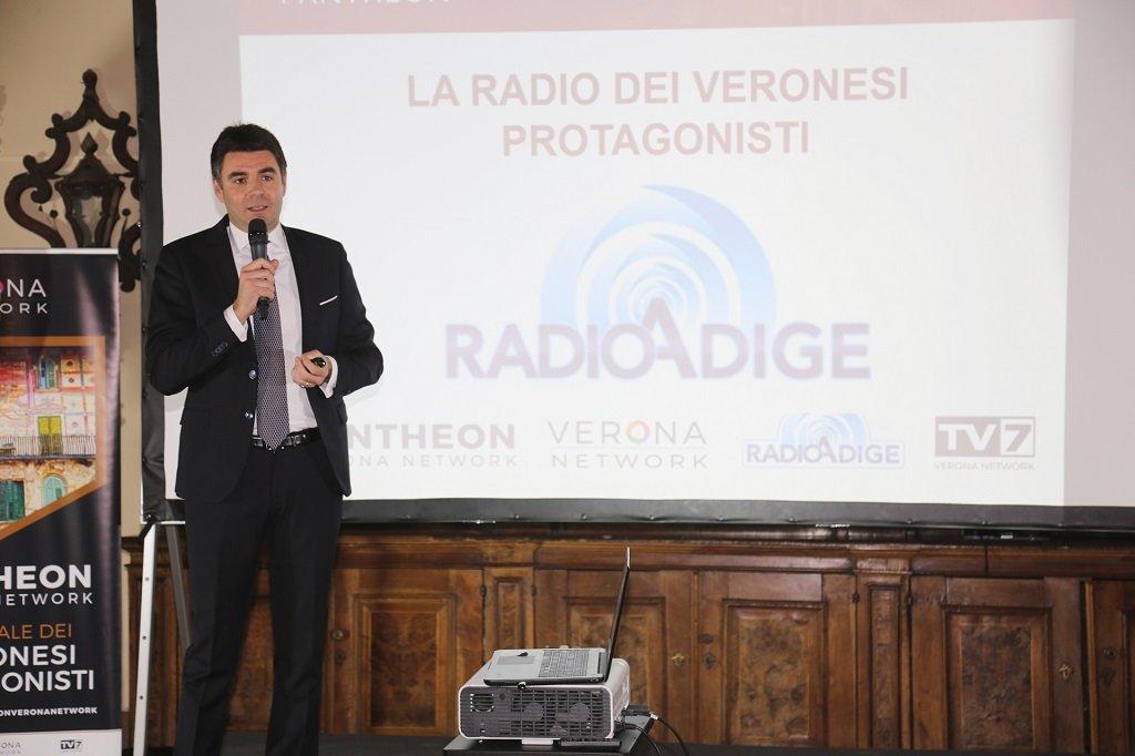 Matteo Scolari - Radio Adige