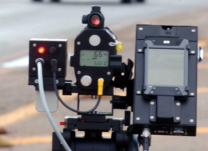 controlli della velocità a Verona autovelox telelaser
