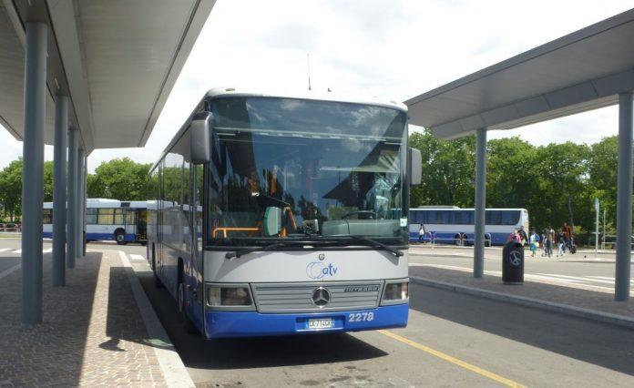 vertenza atv sciopero bus verona protesta