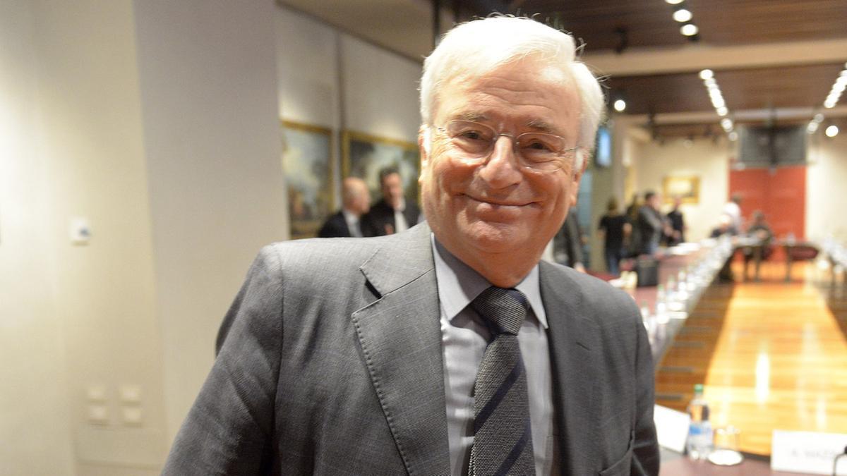 Alessandro Mazzucco, presidente Fondazione Cariverona.