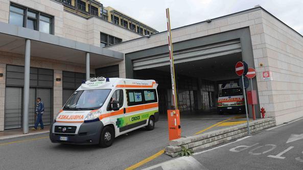 ambulanza porto san pancrazio