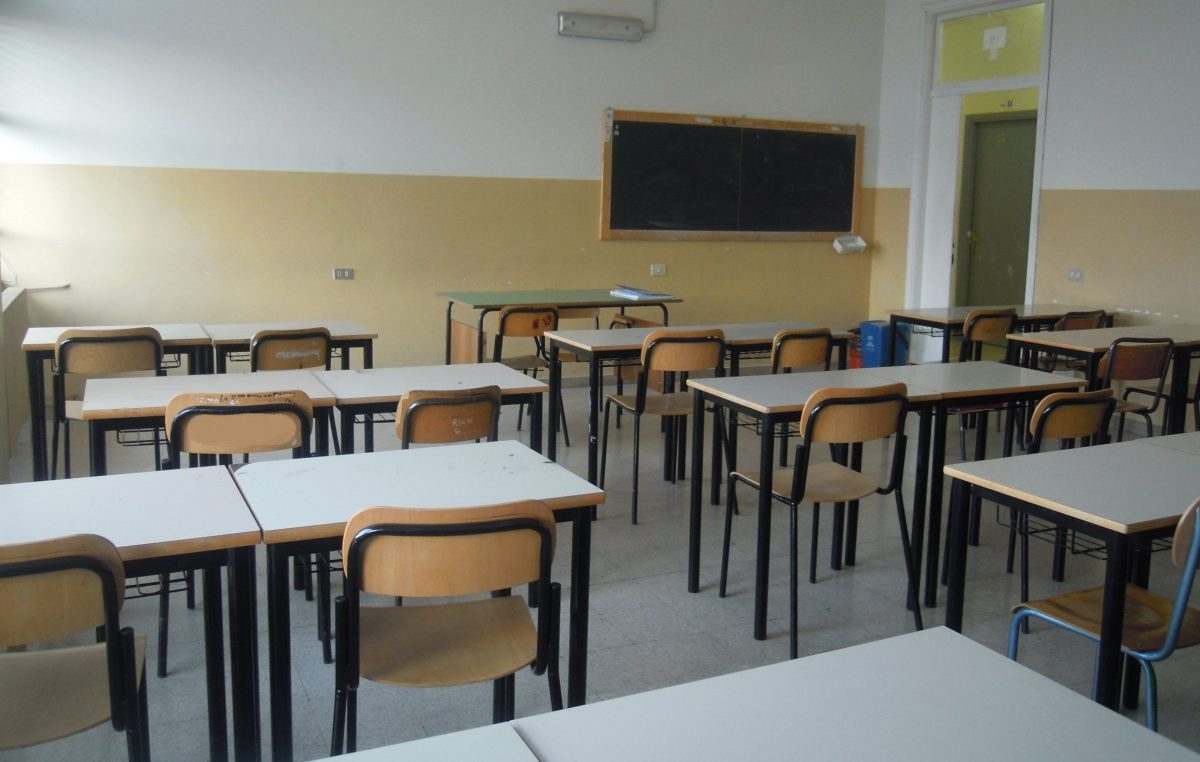 sospensione delle scuole verona veneto