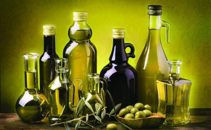 olio d'oliva evo aipo