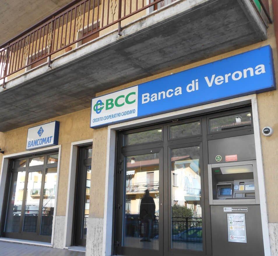 Banca di Verona (sede Lugo di Grezzana)