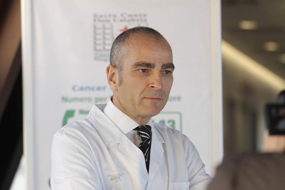 Giacomo Ruffo ospedale sacro cuore don calabria - convegno tumore del retto