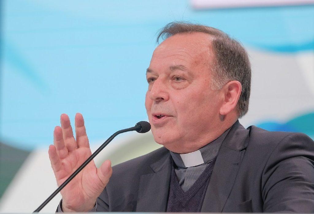 Monsignor Adriano Vincenzi