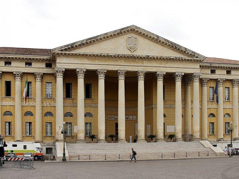 Palazzo Barbieri Comune di Verona