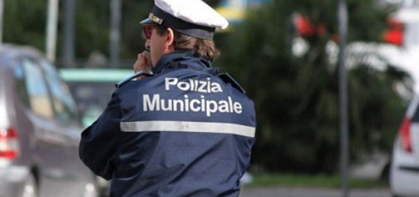 polizia municipale pedone investito