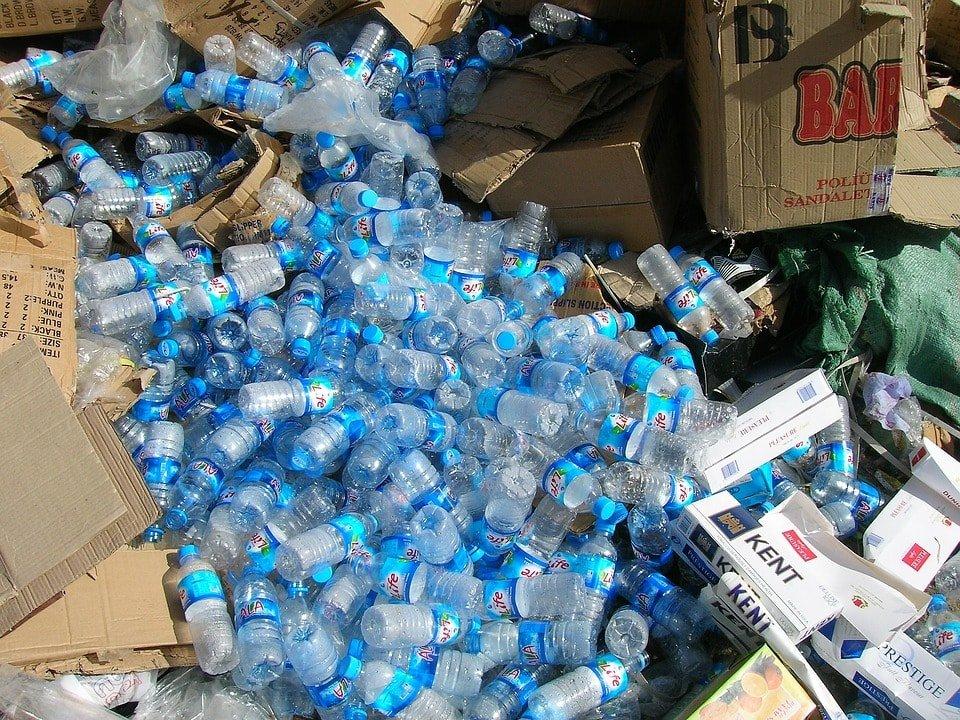 plastica raccolta differenziata