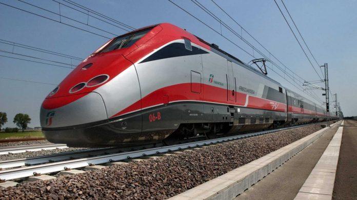 ferrovia tav alta velocità treno rfi