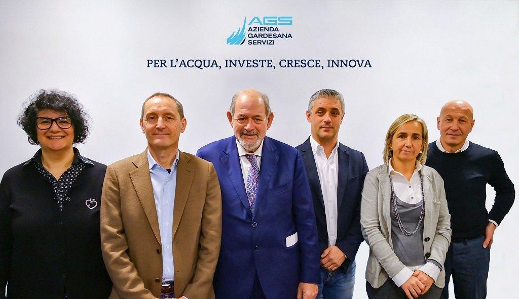 Azienda Gardesana Servizi conferenza fine anno