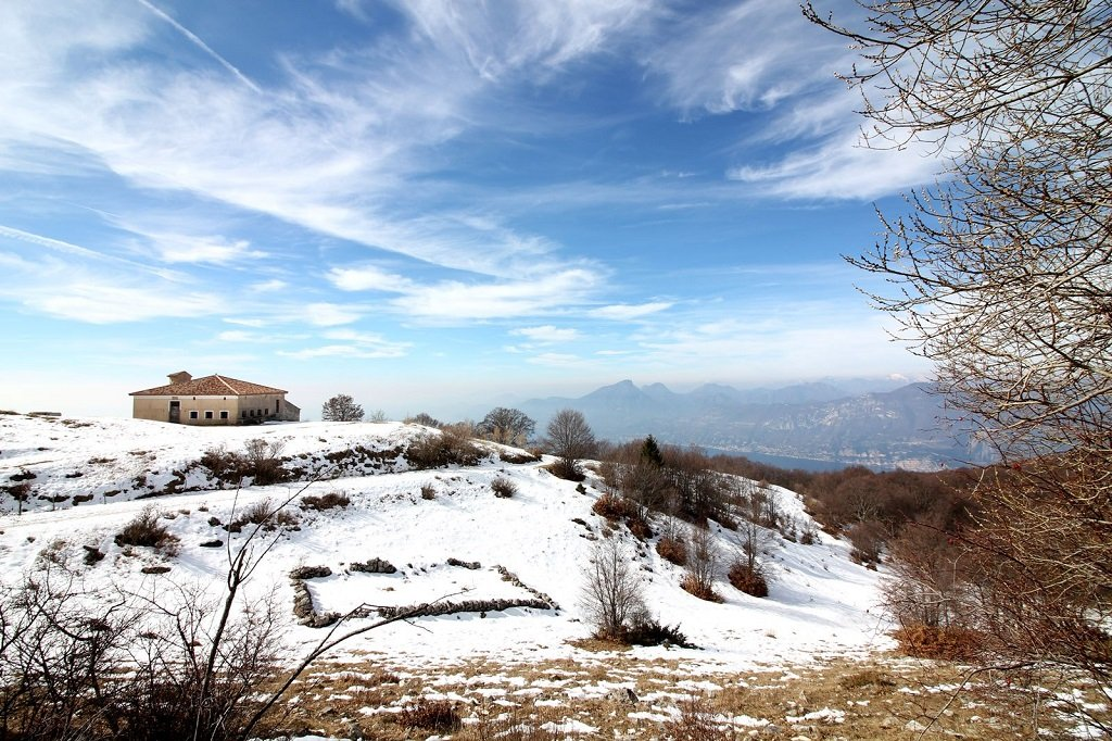 Malghe Brenzone Monte Baldo