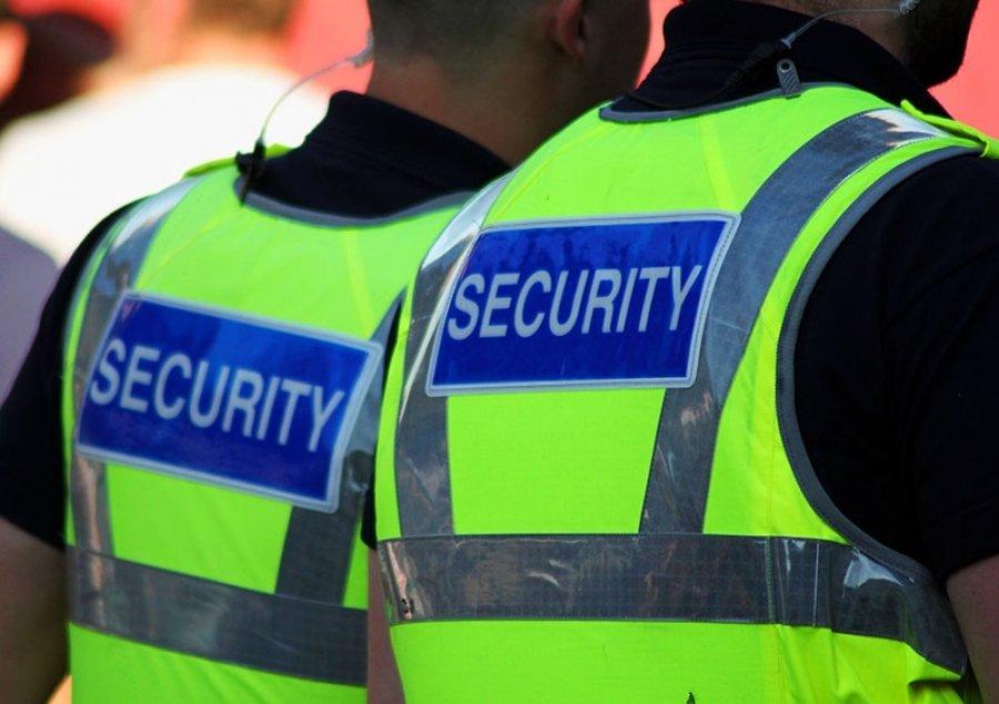 addetti alla vigilanza sicurezza