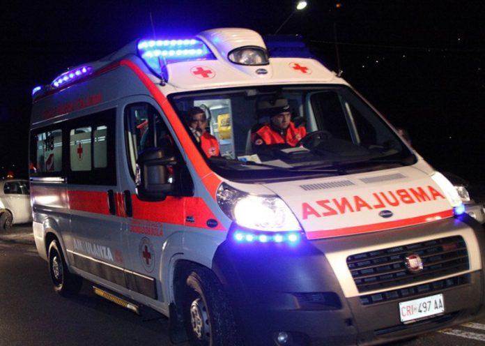 ambulanza incidente san benedetto di lugana