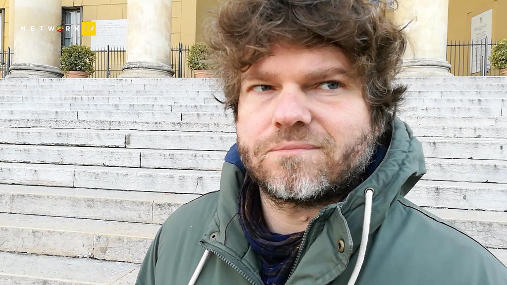 nomina di Bacciga Andrea Bacciga festa della liberazione