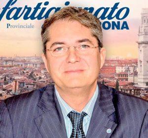 Il presidente di Confartigianato Verona Andrea Bissoli