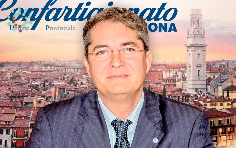 Il presidente di Confartigianato Verona Andrea Bissoli proposte di confartigianato