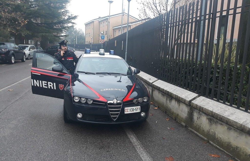 Carabinieri Peschiera del Garda