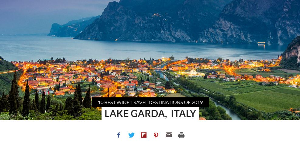 Lago di Garda by Wine Enthusiast