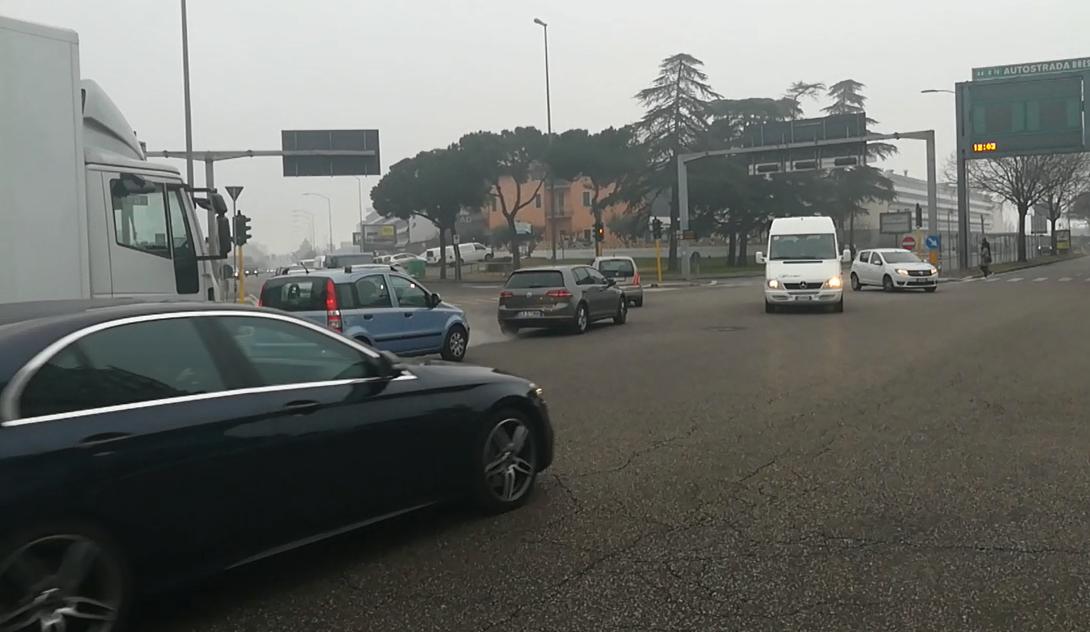 pm10 divieti verona smog domeniche ecologiche verona e provincia