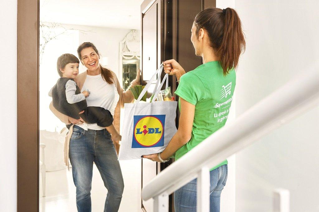 Supermercato24 e Lidl a Verona