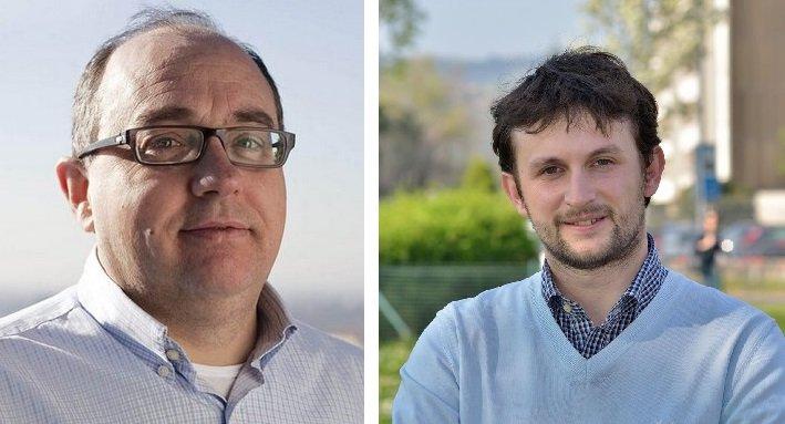 Michele Bertucco e Federico Benini