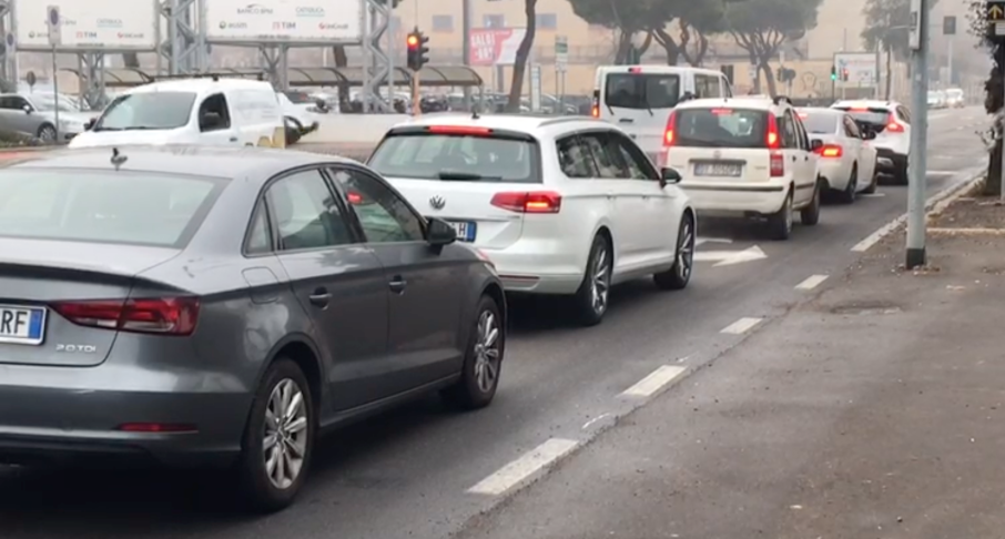smog blocco diesel euro4 traffico