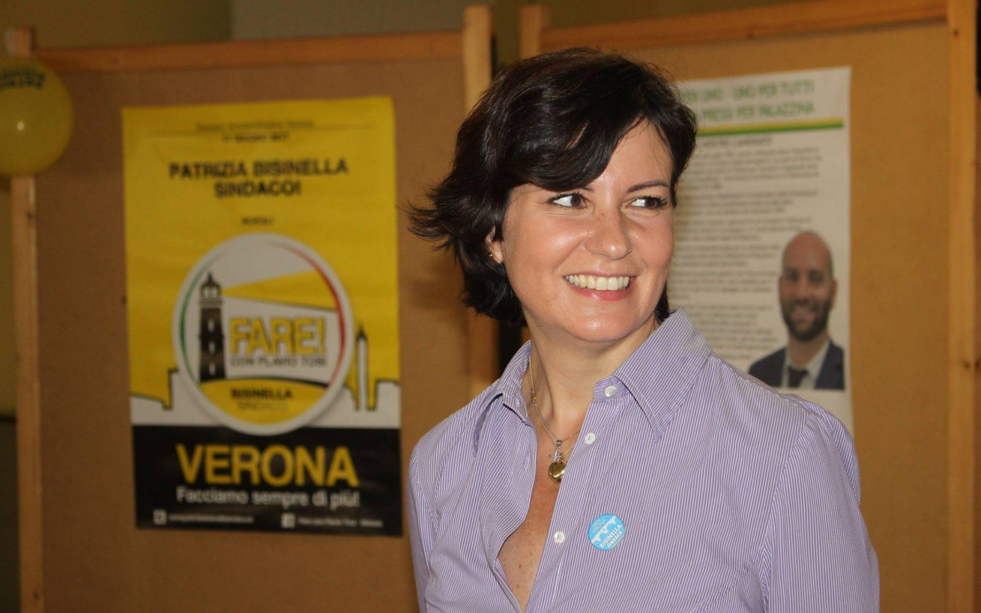 Patrizia Bisinella, Fare! Verona