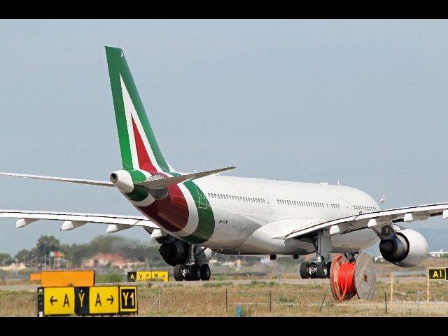 Alitalia governo disponibile