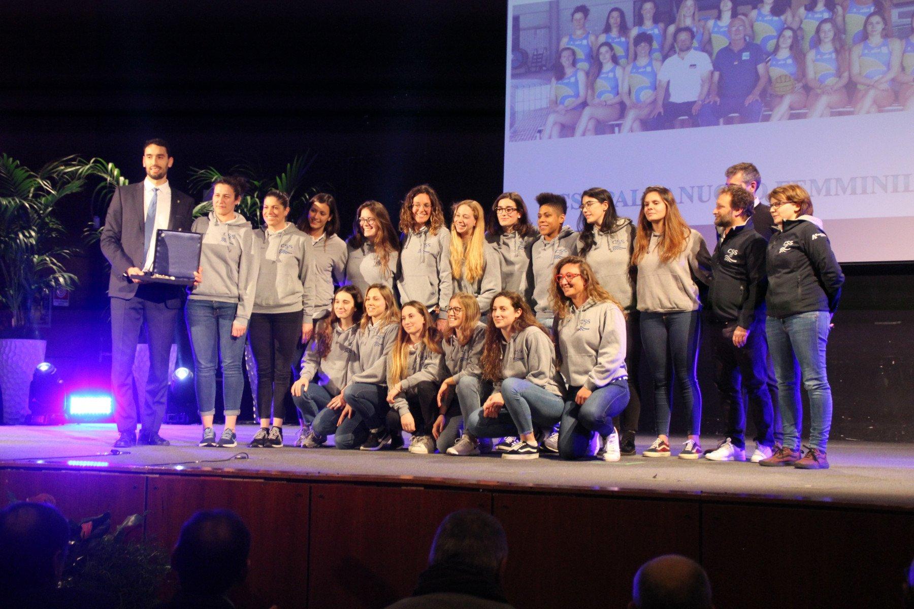CSS pallanuoto 2019 wp Premio Cangrande