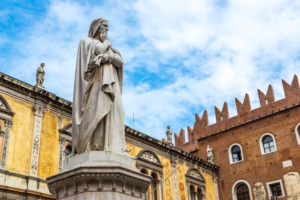 Dante a Verona dantedì