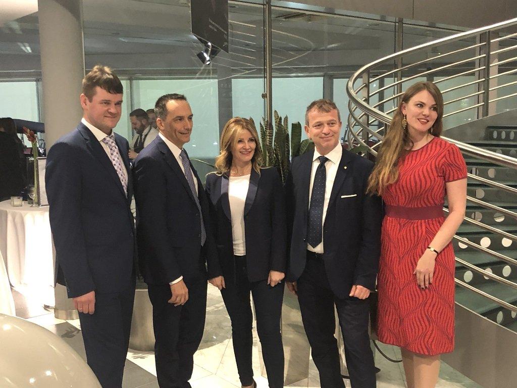 Presentato ieri il collegamento Verona-Mosca di Aeroflot