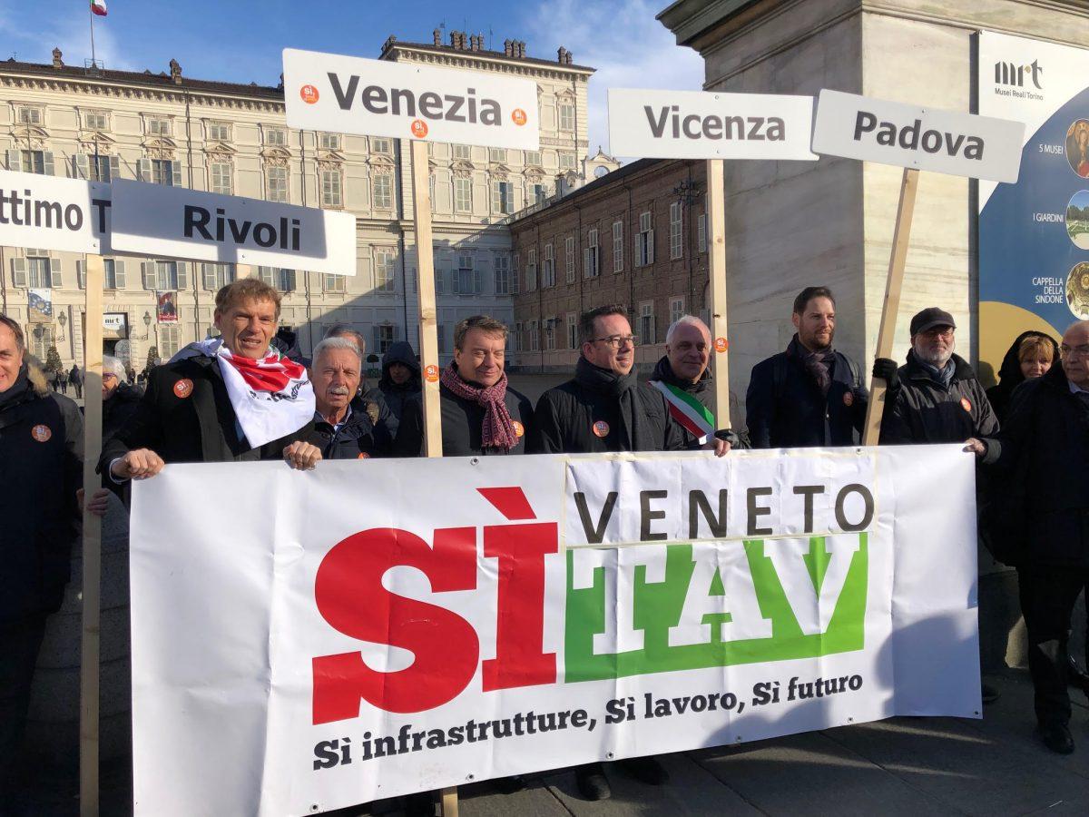 Comitato infrastrutture Veneto Sì Tav