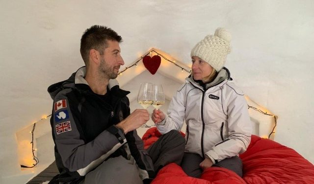 San Valentino sul ghiacciaio in Val Senales