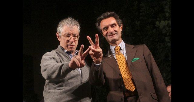 Umberto Bossi sta meglio - Attilio Fontana