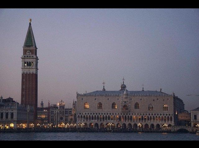 Venezia arriva ztl
