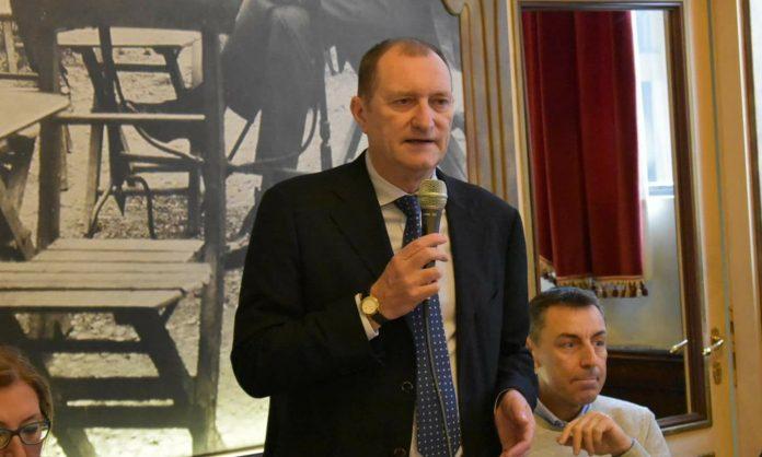 Maurizio Facincani, segretario provinciale Pd Verona
