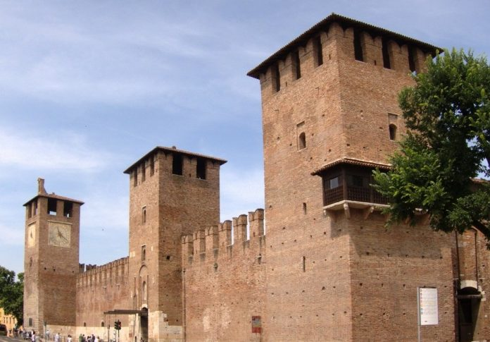 Castelvecchio musei civici di verona feste