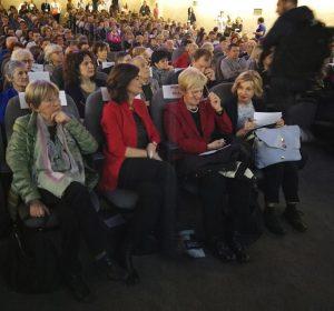 Femministe K2 Boldrini Turco Cirinnà